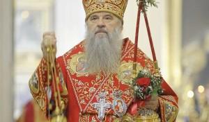 Митрополит Варсонофий поздравил духовенство, монашествующих и мирян со Святой Пасхой