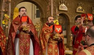 Фоторепортаж: Пасха Христова в Феодоровском соборе