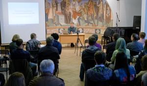 Завершился цикл лекций «Древние тексты в современном мире»