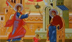 Благовещение Пресвятой Богородицы. Коротко о празднике. 7апреля