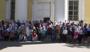 Церковь навстречу детям